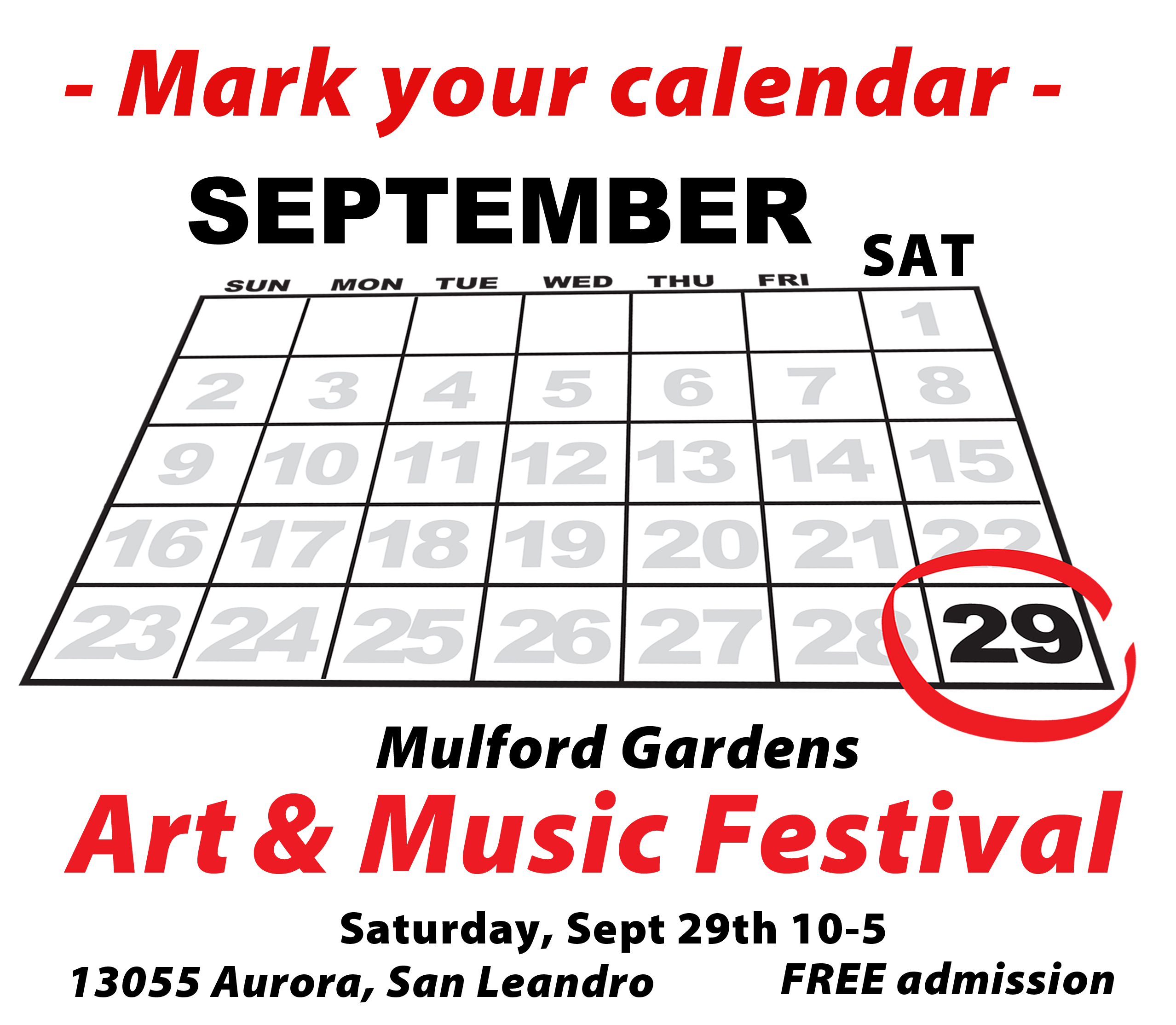 Mark Your Calendar Clip Art Along with all my art.